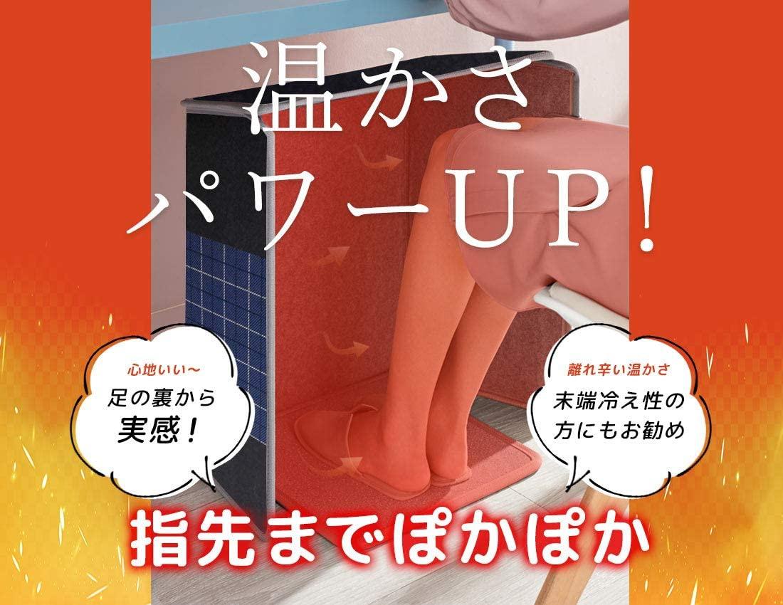 L・F・F(エル・エフ・エフ) プレミアムパネルヒーターの商品画像3