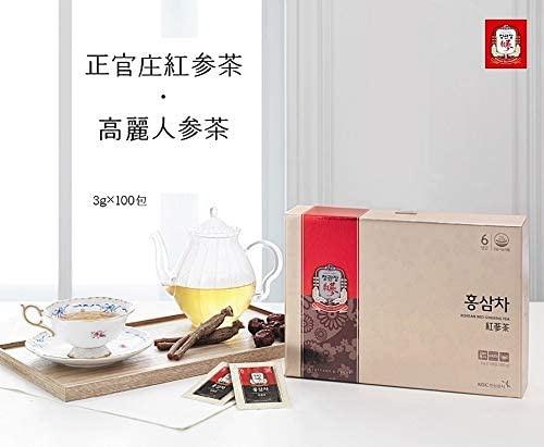 正官庄 紅参茶の商品画像5