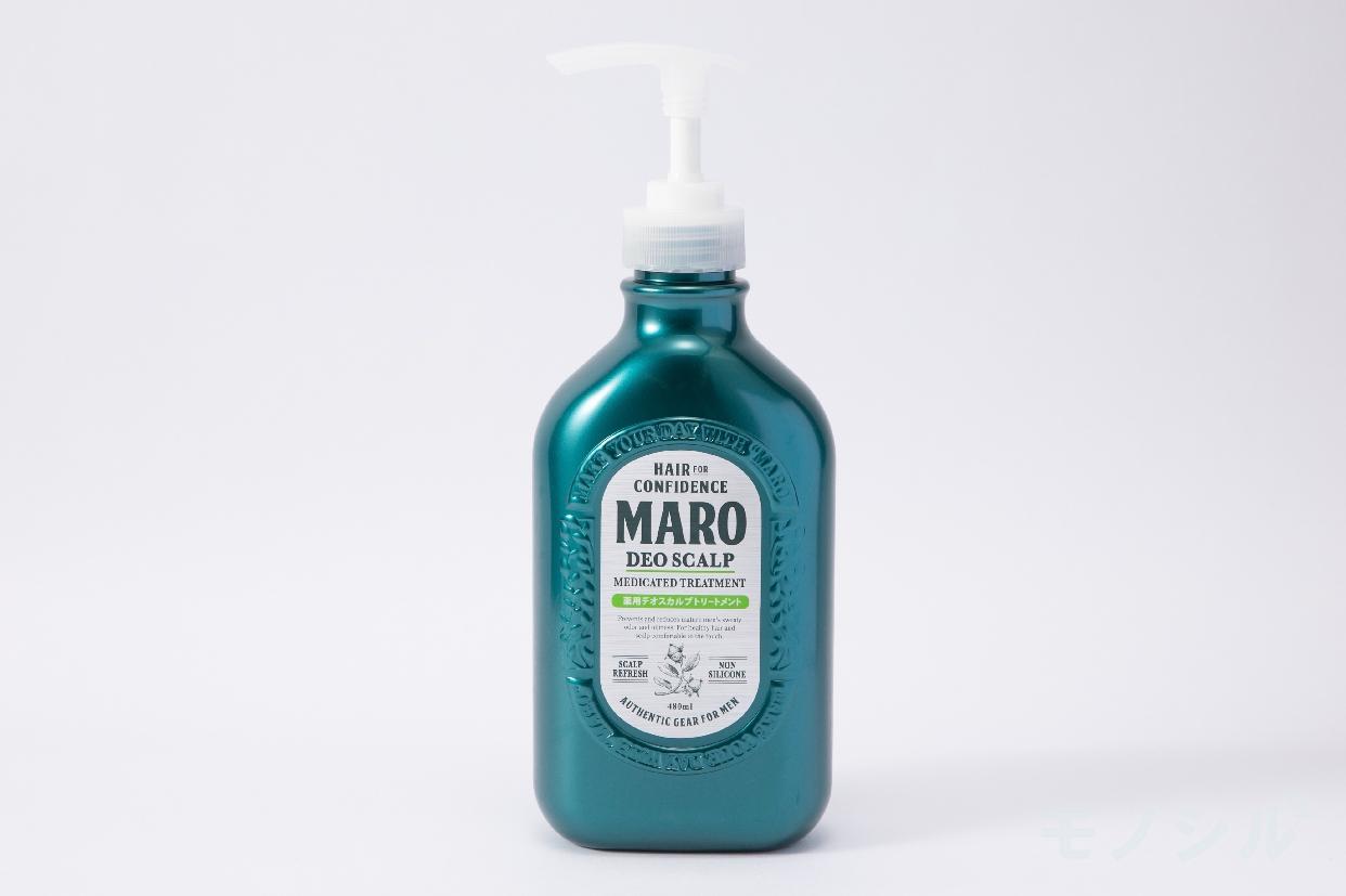 MARO(マーロ) 薬用 デオスカルプ トリートメントの商品画像