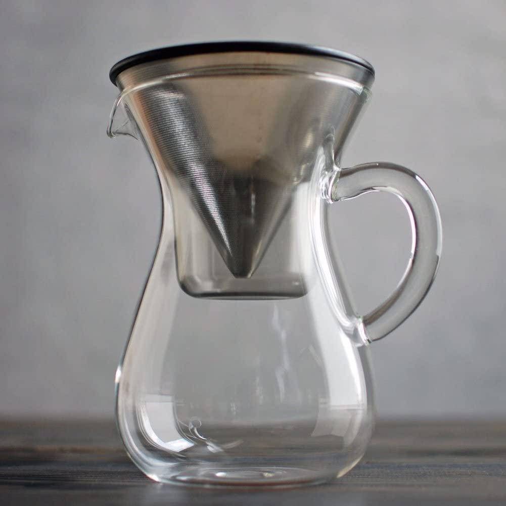 KINTO(キントー) SCS コーヒーカラフェセット 2cups 27620の商品画像2