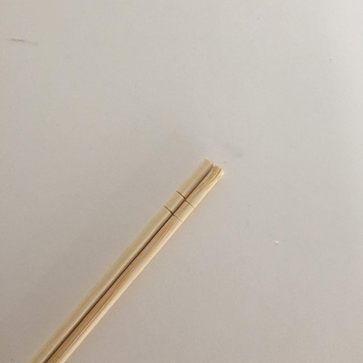 大和物産(だいわぶっさん)節付竹丸ポリ完封箸 100膳 20cmの商品画像6