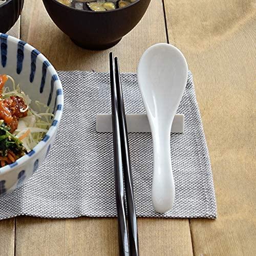TABLE WARE EAST.(テーブルウェアイースト) つるんと口あたり滑らか。 丸みのあるレンゲ ts-001 ホワイトの商品画像5