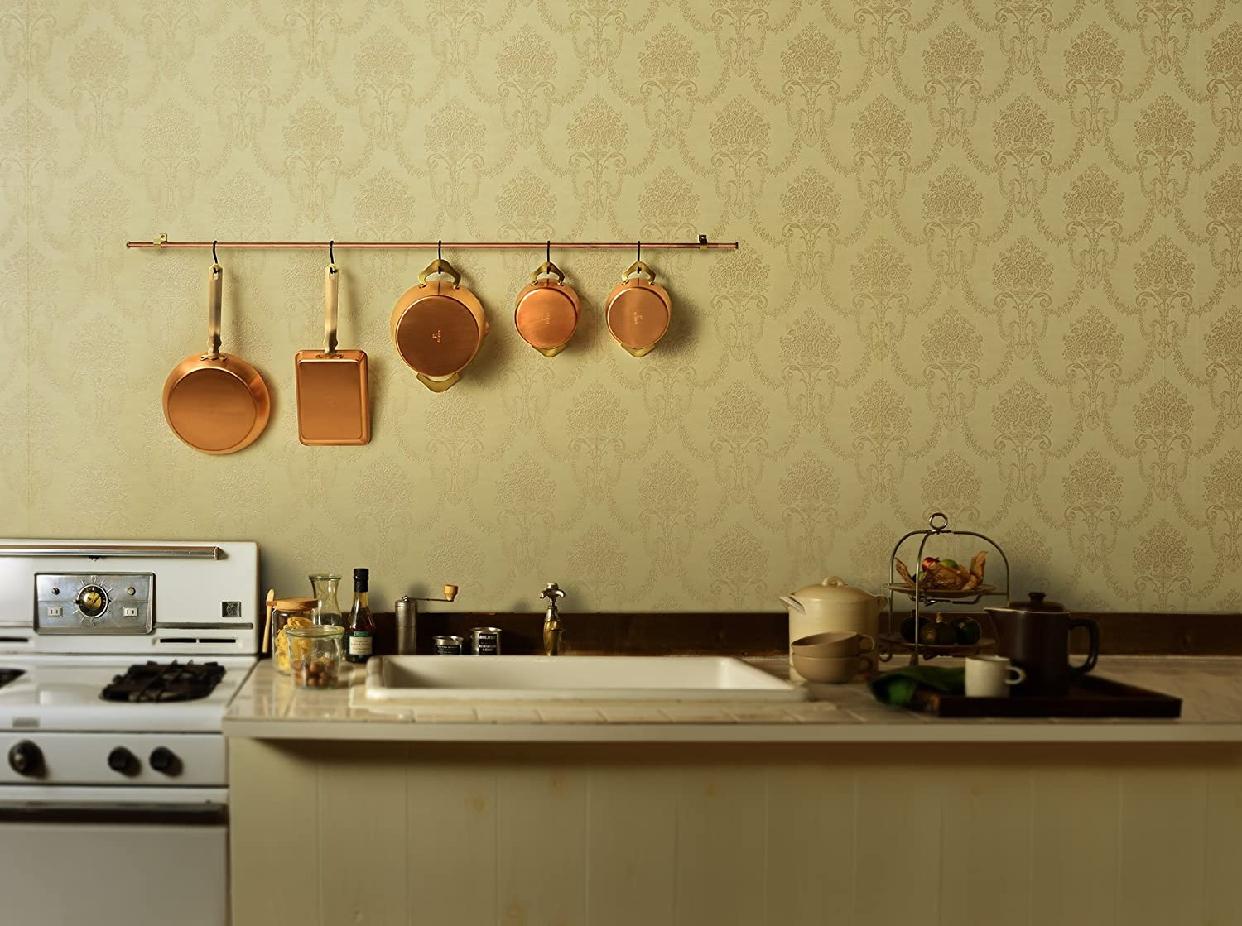 AUX(オークス) 揚げ物鍋18(内面:錫メッキ)【アメイロ】オレンジ COS8005の商品画像8
