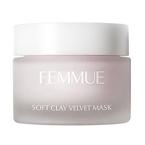 FEMMUE(ファミュ) ソフトクレイ ベルベットマスク