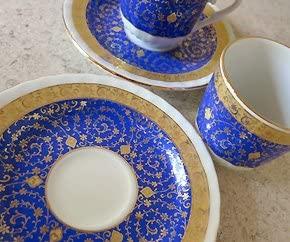 Gural Porseren(ギュラルポルセレン) ゴールデンホーン デミタスコーヒーカップ&ソーサー2客セットの商品画像2