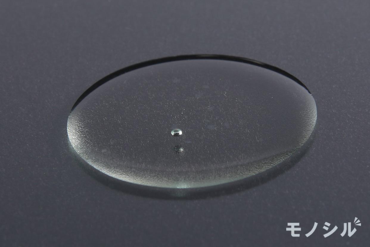 Melvita(メルヴィータ)アルガン コンセントレイト ピュア オイルセラムの商品のテクスチャ−