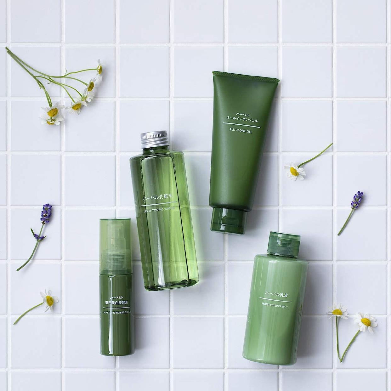 無印良品(MUJI) ハーバル化粧水の商品画像4