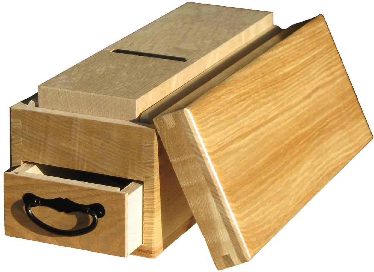 Nagao(ナガオ) 燕三条 鰹節削り器 鰹箱 TAMO(梻)の商品画像2