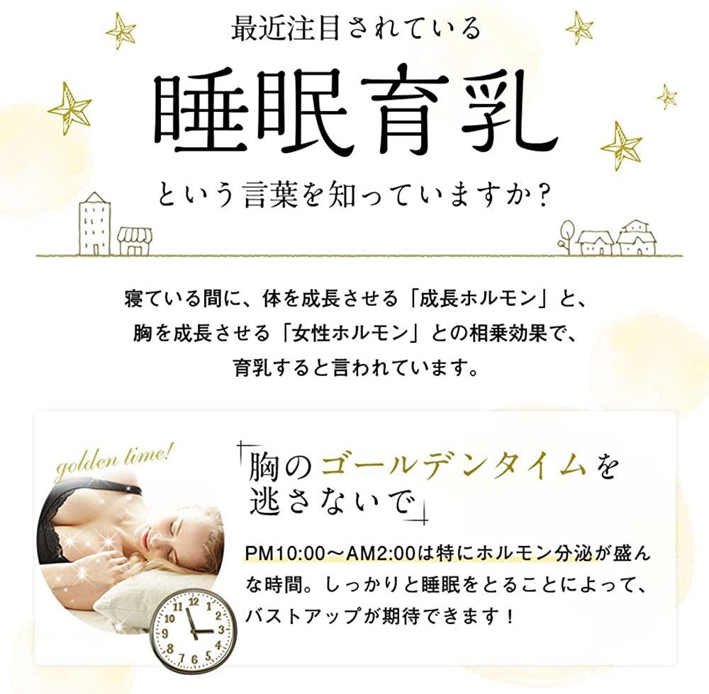 HEAVEN Japan(ヘブン ジャパン) 夜寄るブラ+plusの商品画像5