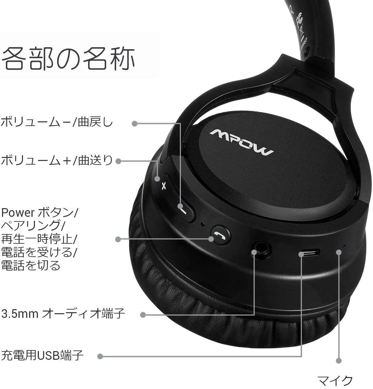 Mpow(エムパウ) H7 PROの商品画像5