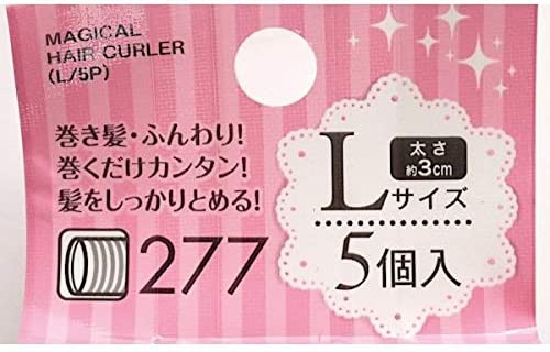 seiwa pro(セイワプロ) マジカルヘアカーラーの商品画像7