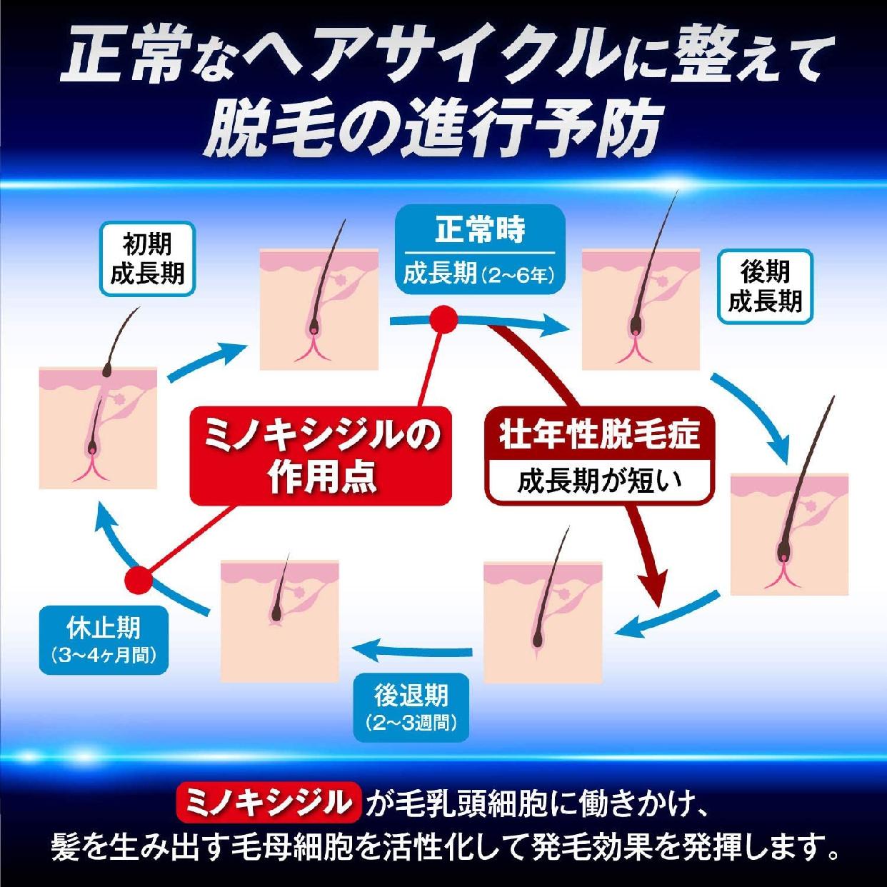 リアップ発毛剤の商品画像5