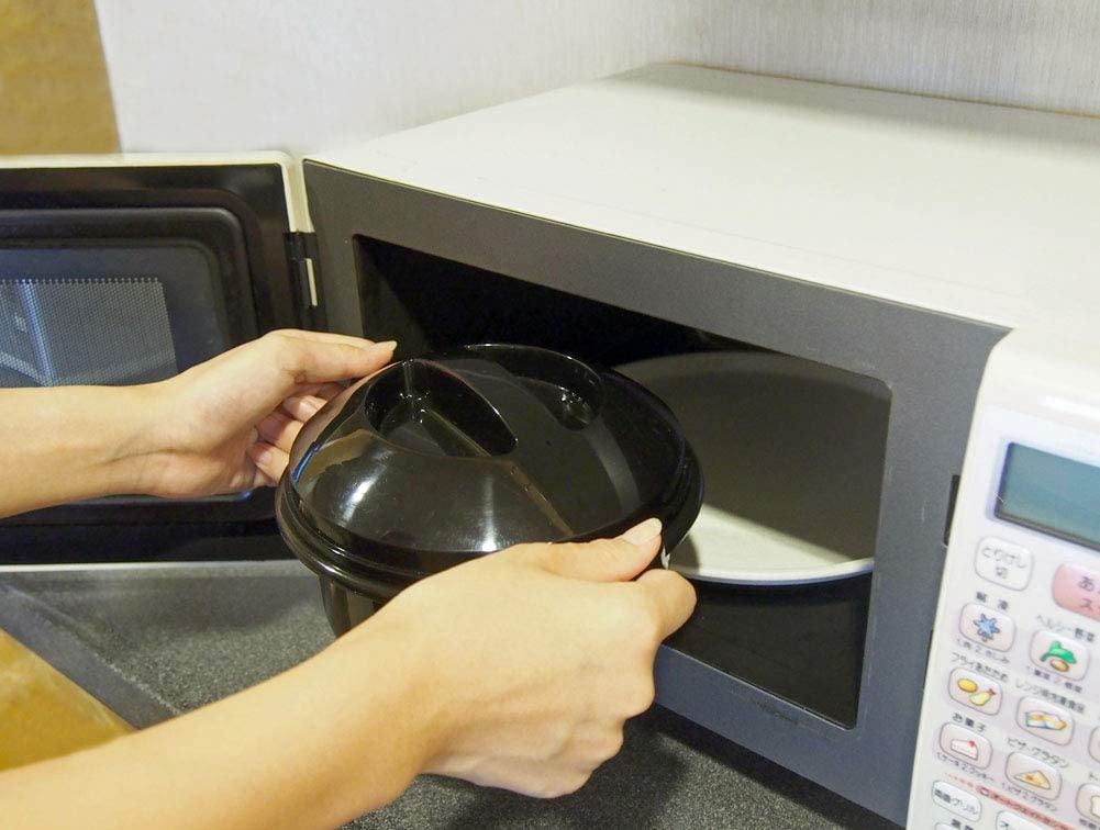 富士パックス販売 圧力弁でおいしく炊ける電子レンジ用炊飯器 FP-336の商品画像3