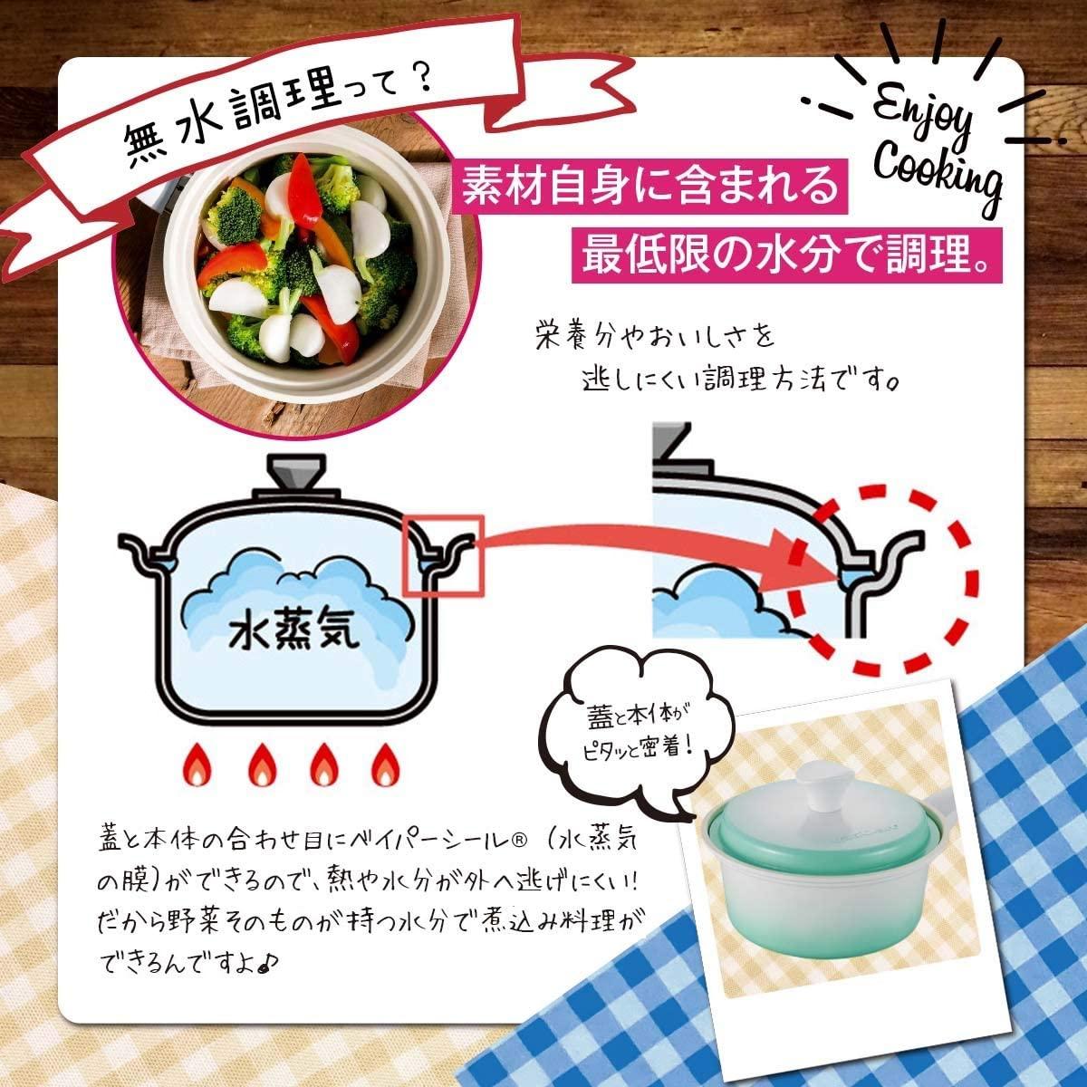 Vita Craft(ビタクラフト) ライト 片手鍋の商品画像4