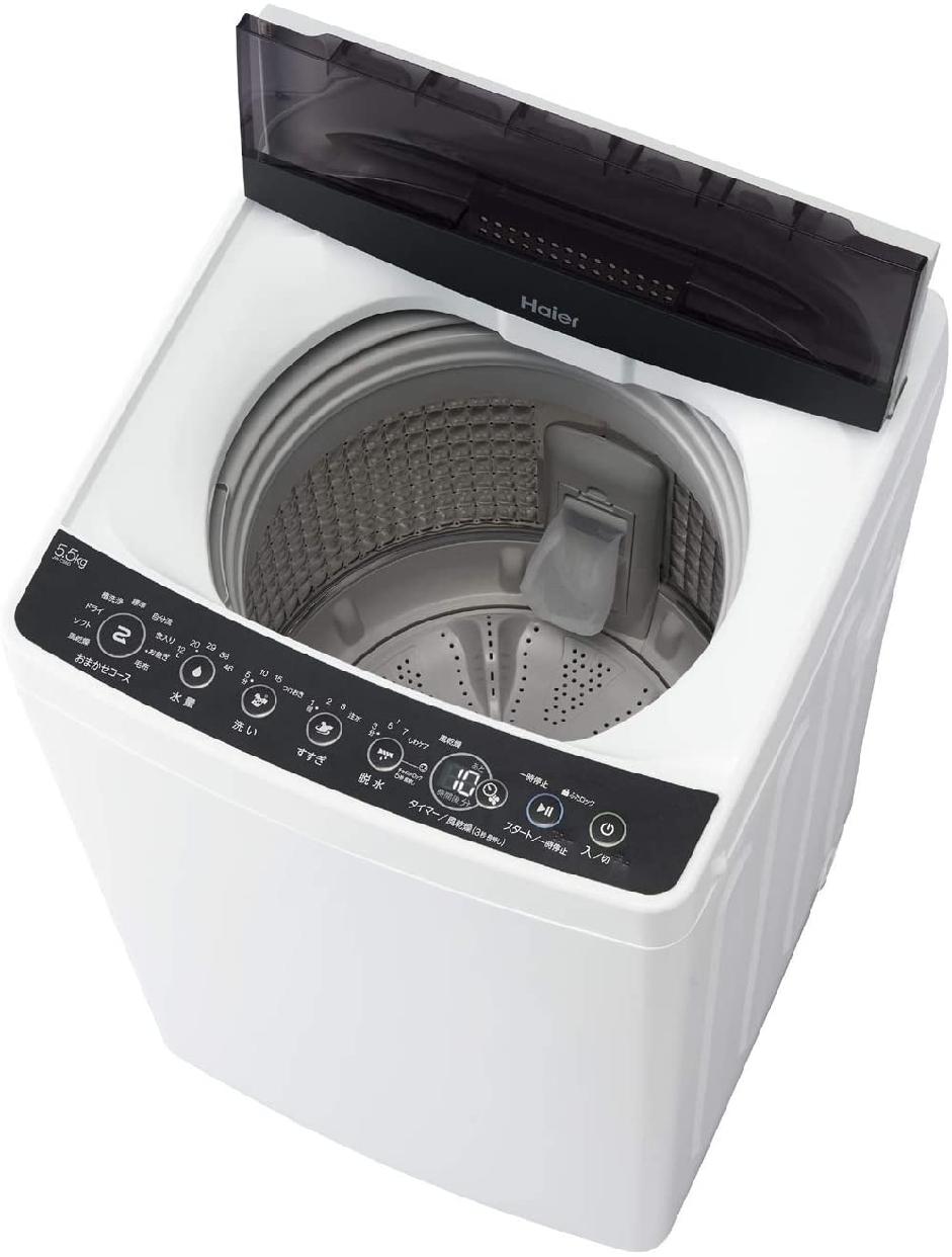 Haier(ハイアール) 全自動洗濯機 JW-C55Dの商品画像2