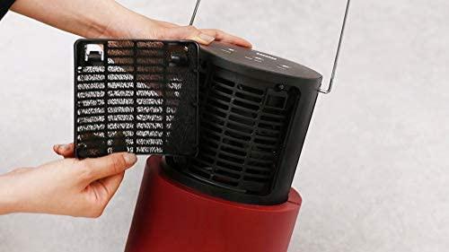 PRISMATE(プリズメイト) 人感センサー付 暖炉ヒーター PR-WA010の商品画像7