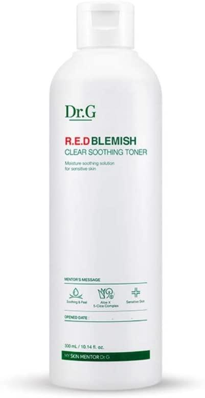 Dr.G(ドクタージー)R.E.D Blemish Clear Soothing Toner