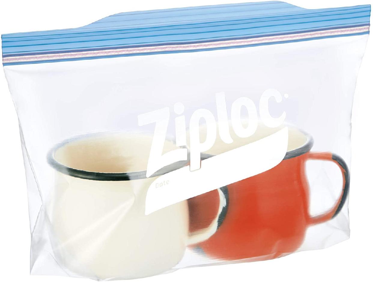 Ziploc(ジップロック) スタンディングバッグの商品画像4