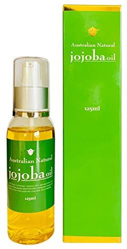 ホホバオイルおすすめ商品:Australian Natural(オーストラリアン・ナチュラル) オーストラリアン・ナチュラル ホホバオイル