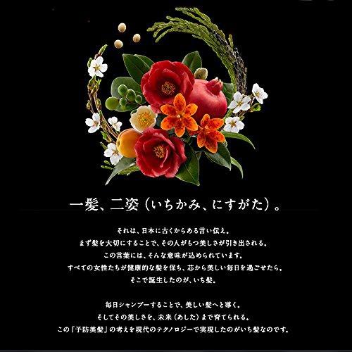 いち髪(ICHIKAMI) いち髪 なめらかスムースケア シャンプー 詰替用2回分の商品画像4