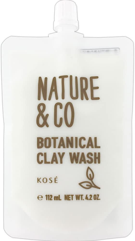 Nature&Co(ネイチャーアンドコー) ボタニカル クレイ ウォッシュ