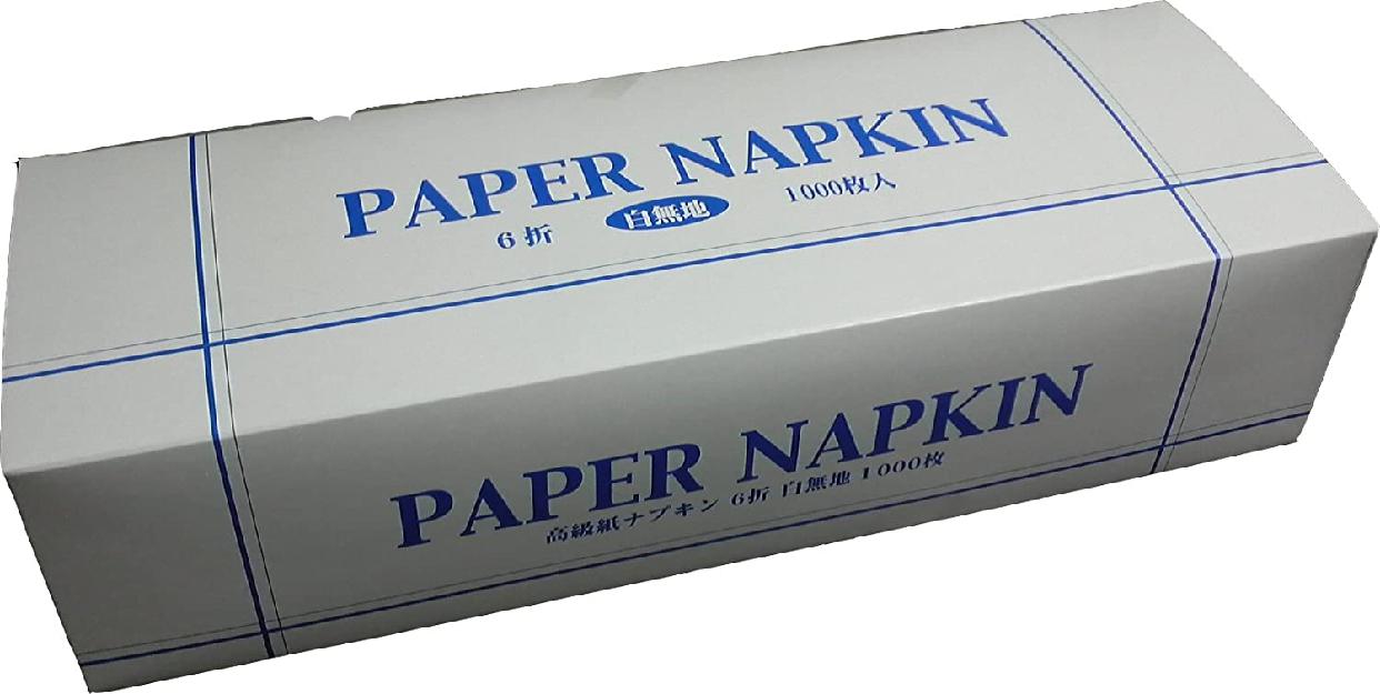 HASEKIN(ハセキン) 6折タイプ紙ナプキンの商品画像