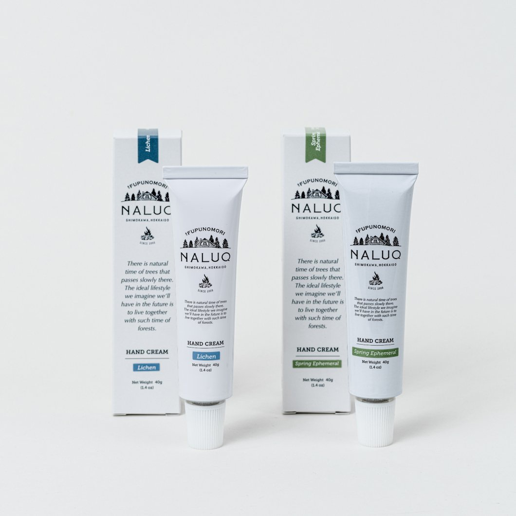 NALUQ(ナルーク) ハンドクリームの商品画像