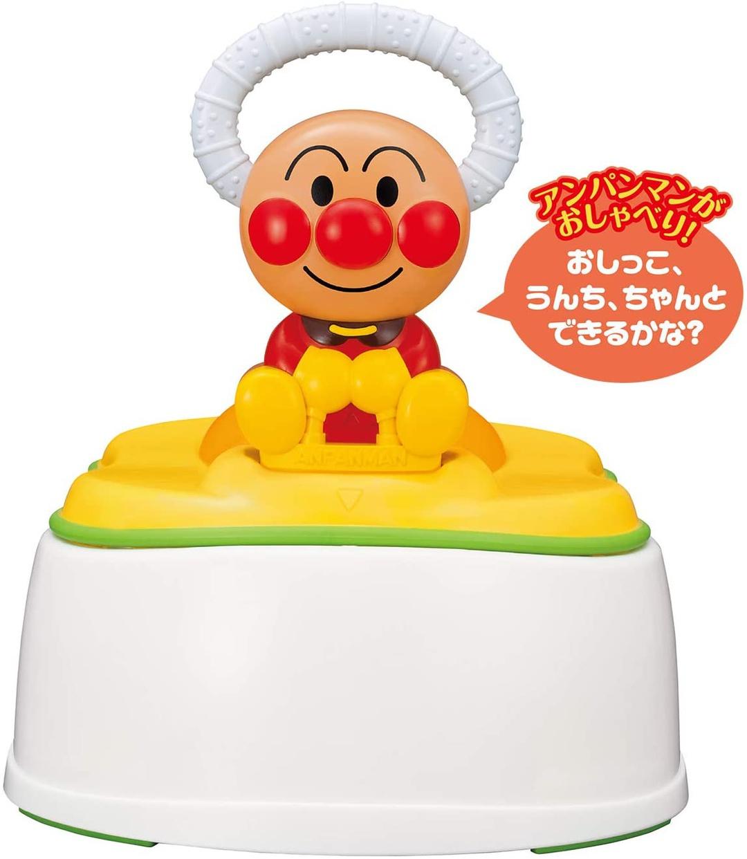 PINOCCHIO(ピノチオ) アンパンマン 6WAYおまる おしゃべり・メロディ付きの商品画像2