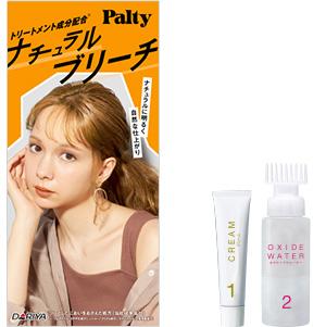 Palty(パルティ) ナチュラルブリーチの商品画像