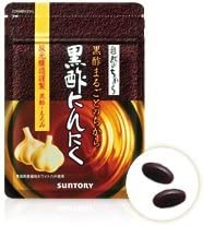 SUNTORY(サントリー) 黒酢にんにく