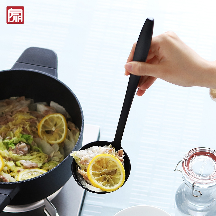 JIA Black Cookware(ジア ブラッククックウエア)レードルの商品画像4