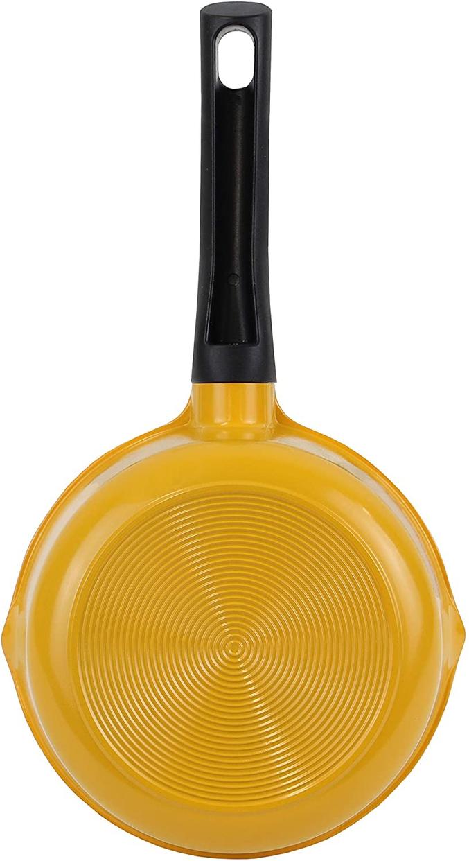 パール金属(PEARL) イージークック ブルーダイヤモンドコートミニソースパン HB-4504の商品画像4