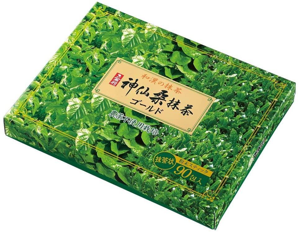 お茶村(オチャムラ) 神仙桑抹茶ゴールドの商品画像