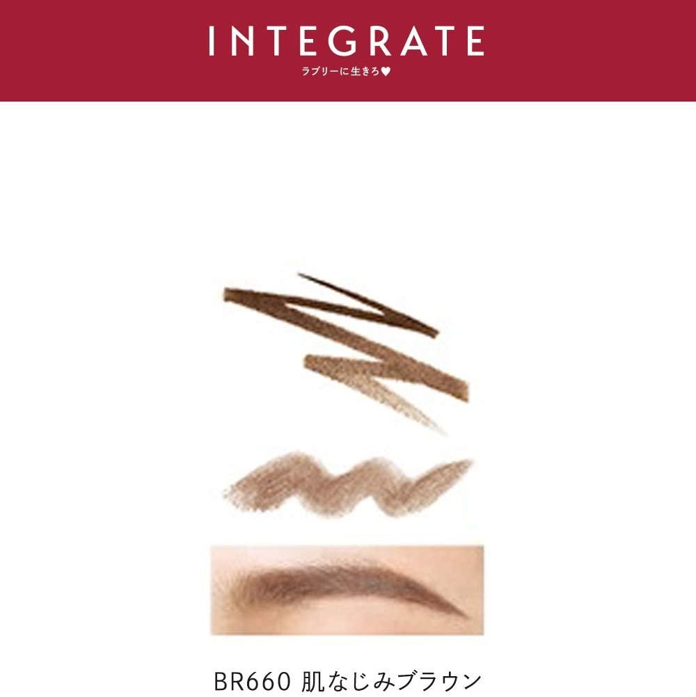 INTEGRATE(インテグレート)ナチュラルステイアイブロウの商品画像3