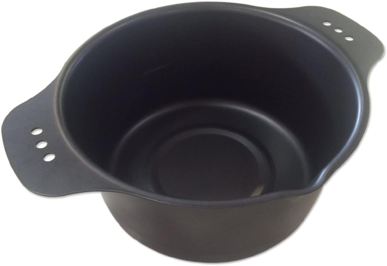 杉山金属(スギヤマキンゾク)ミニミニ天ぷら ブラック KS-2861の商品画像5