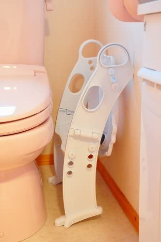 Little Princess(リトルプリンセス) かえるのふかふか ステップ式 トイレトレーナーの商品画像7