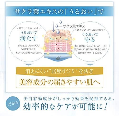 FANCL(ファンケル)新ホワイトニング 化粧液Ⅱ しっとりの商品画像7