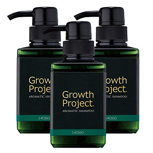 Growth Project. アロマシャンプー&コンディショナートライアルセットの商品画像