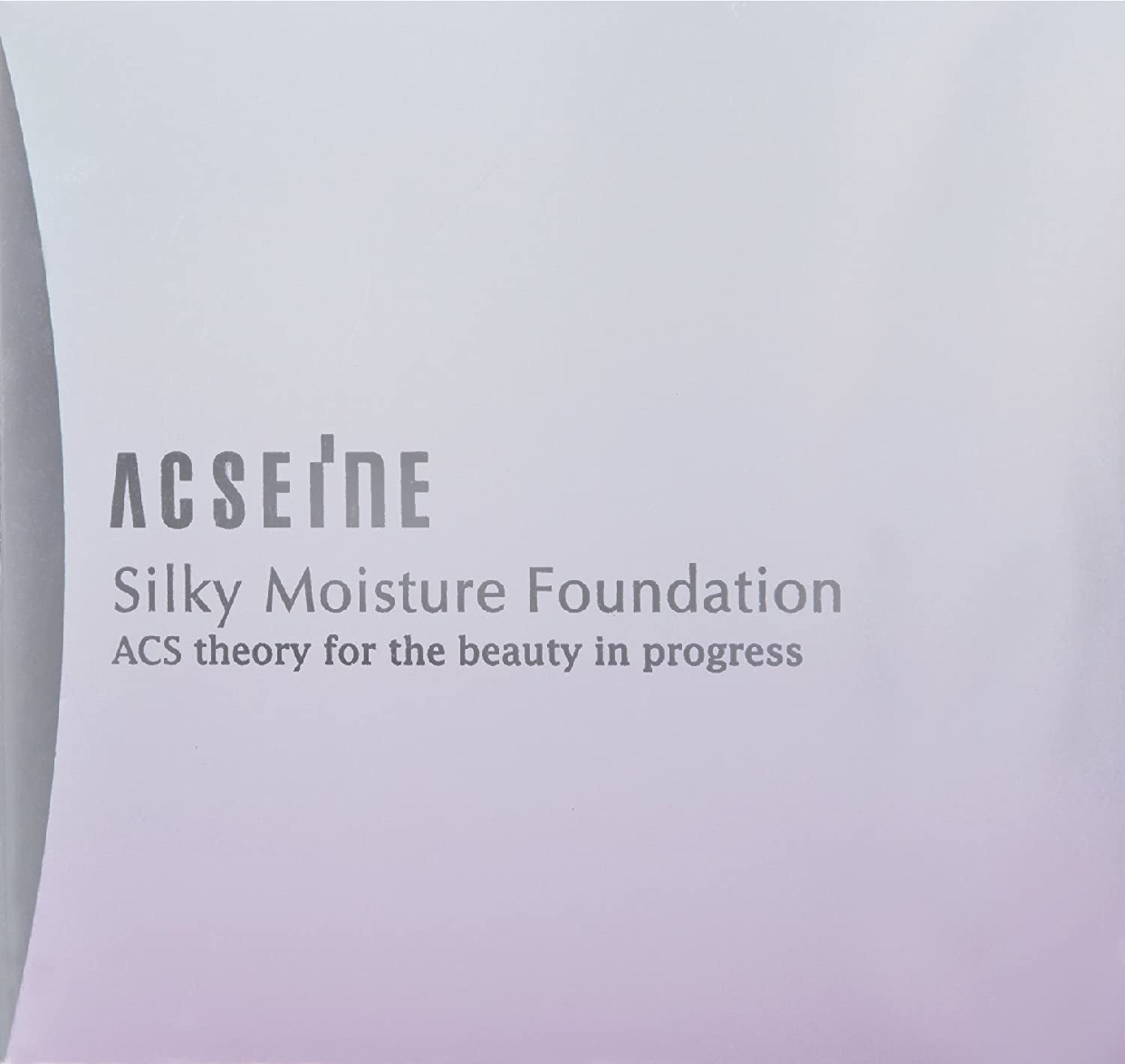 ACSEINE(アクセーヌ) シルキィモイスチュア ファンデーション Nの商品画像2
