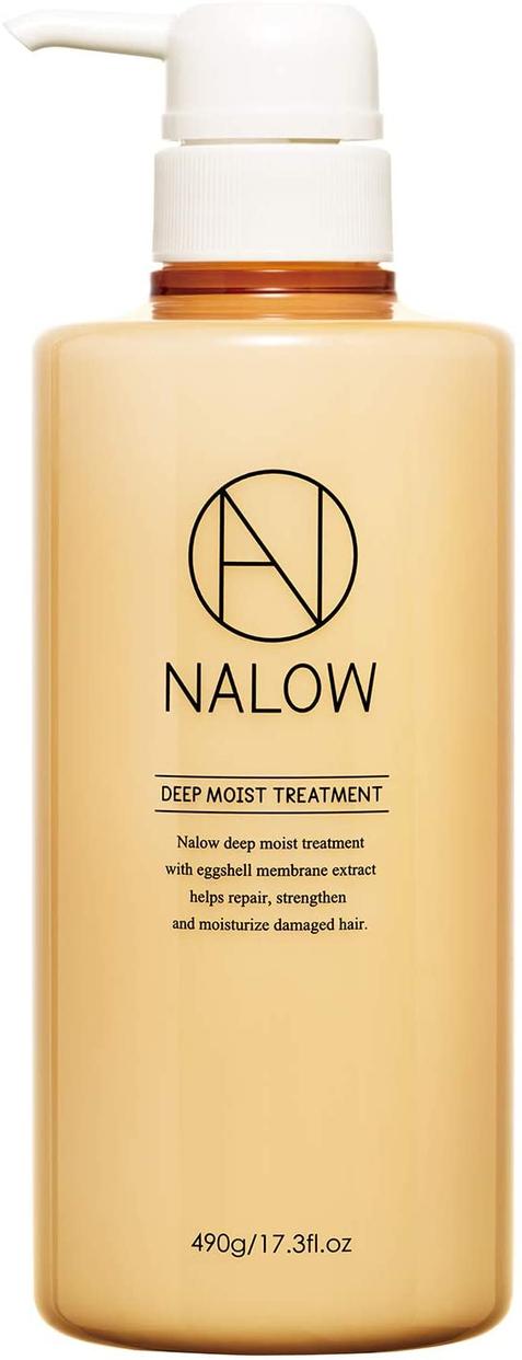 NALOW(ナロウ)ディープモイスト トリートメント