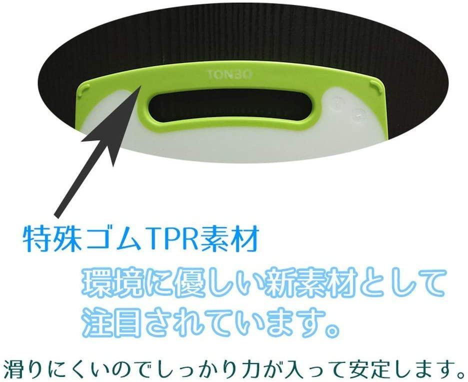 TONBO(トンボ) 耐熱 抗菌 まな板 ラバー付きの商品画像9