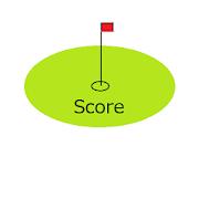ahmountain(アーマウンテン) ゴルフスコアA