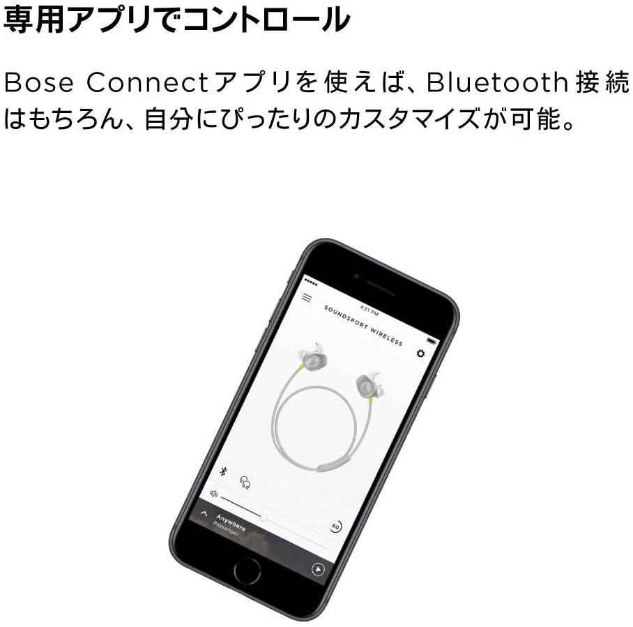 BOSE(ボーズ) SoundSport wireless headphonesの商品画像5