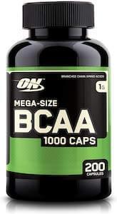 Optimum Nutrition(オプティマム ニュートリション) BCAA 1000 CAPSの商品画像