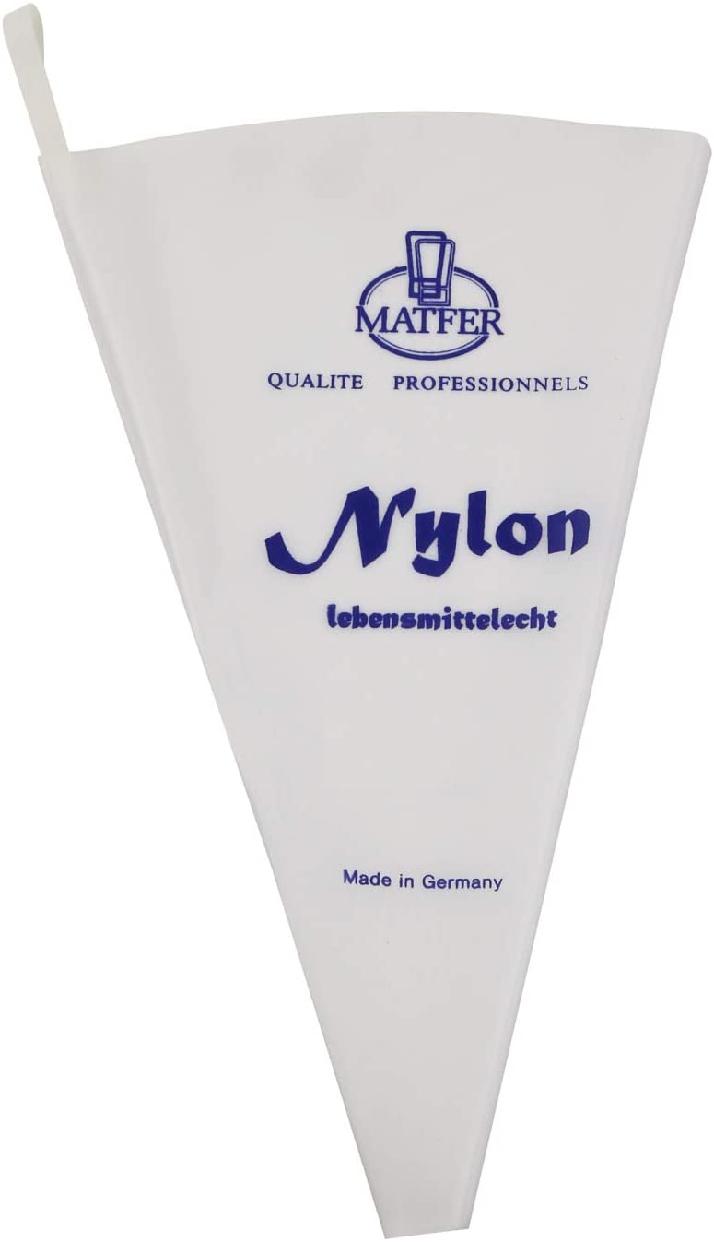 MATFER(マトファー) ナイロン絞り袋 NO.0 250mmの商品画像