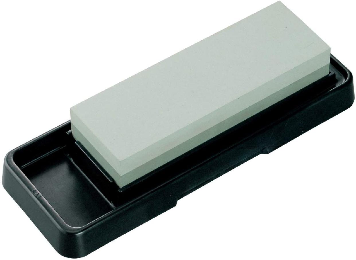 貝印(KAI) コンビ 砥石セット (#400・#1000) 日本製 グレー AP0305の商品画像