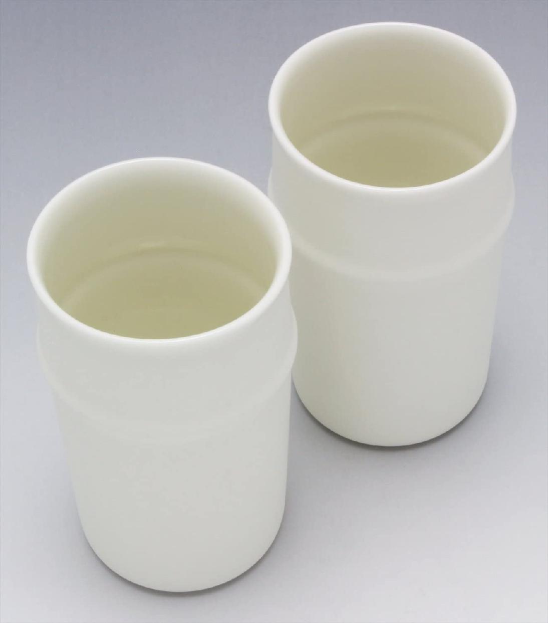 玉有(Gyokuyu) ペア ビール杯 (化粧箱入) 11635の商品画像3