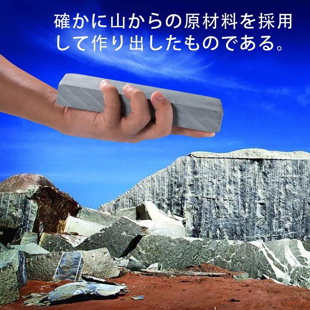 Pipig 天然砥石 #4000 TOCYHF 奥行200x幅50x高さ25(mm)の商品画像7