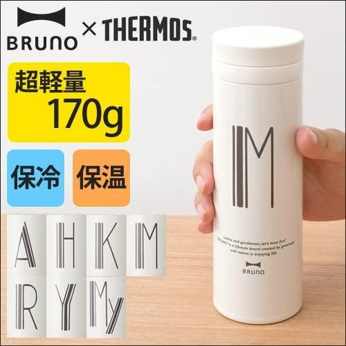 BRUNO(ブルーノ)サーモス アルファベットタンブラー スリム BHK074の商品画像7