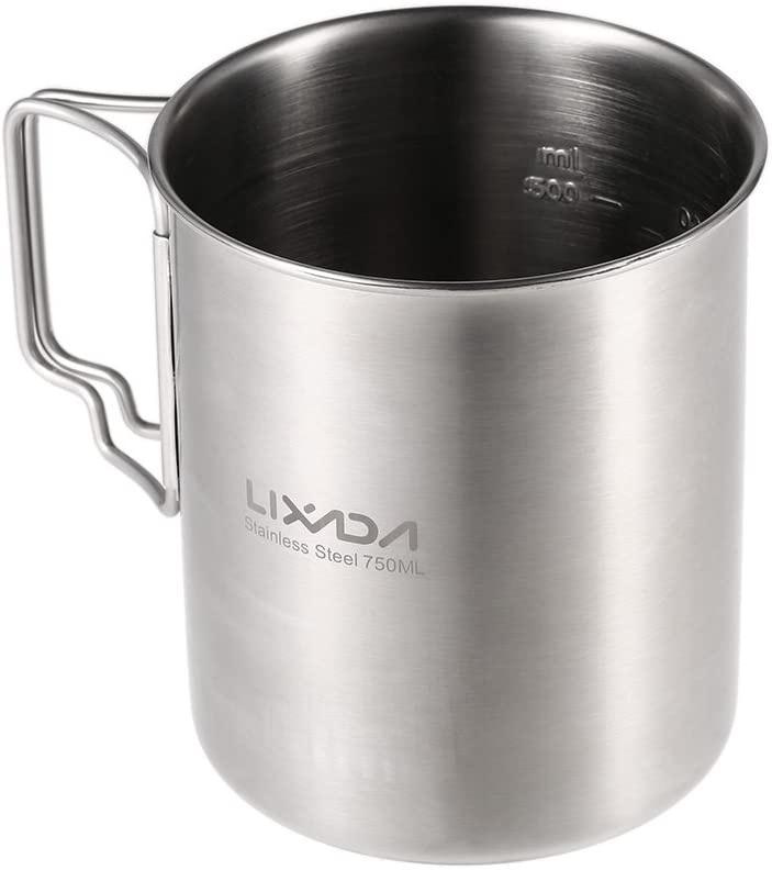 Lixada(リクサダ) チタンカップの商品画像8